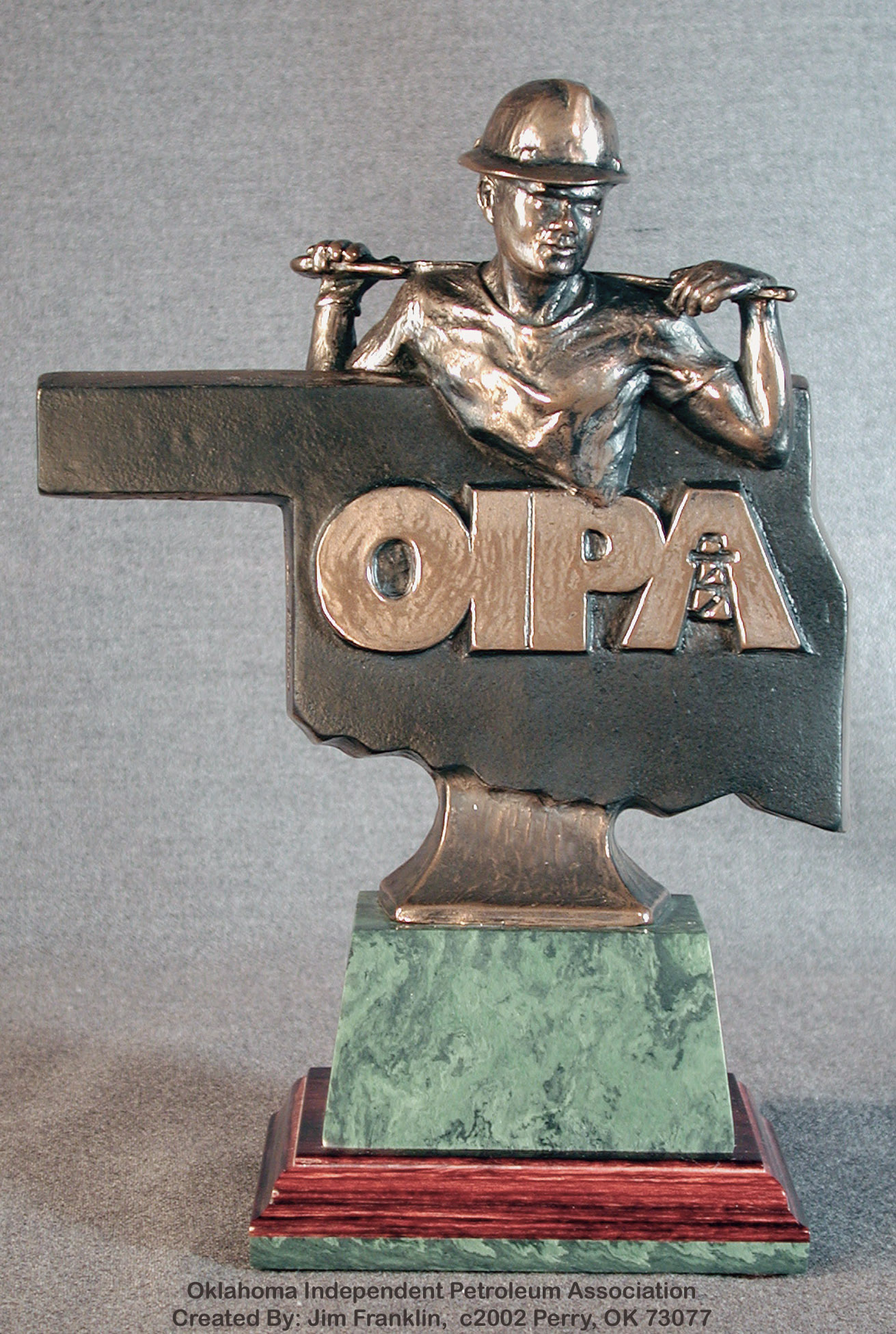 Oklahoma Independent Petroleum Assoc. Award